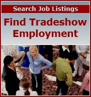 find trade show jobs