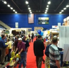 history of trade shows