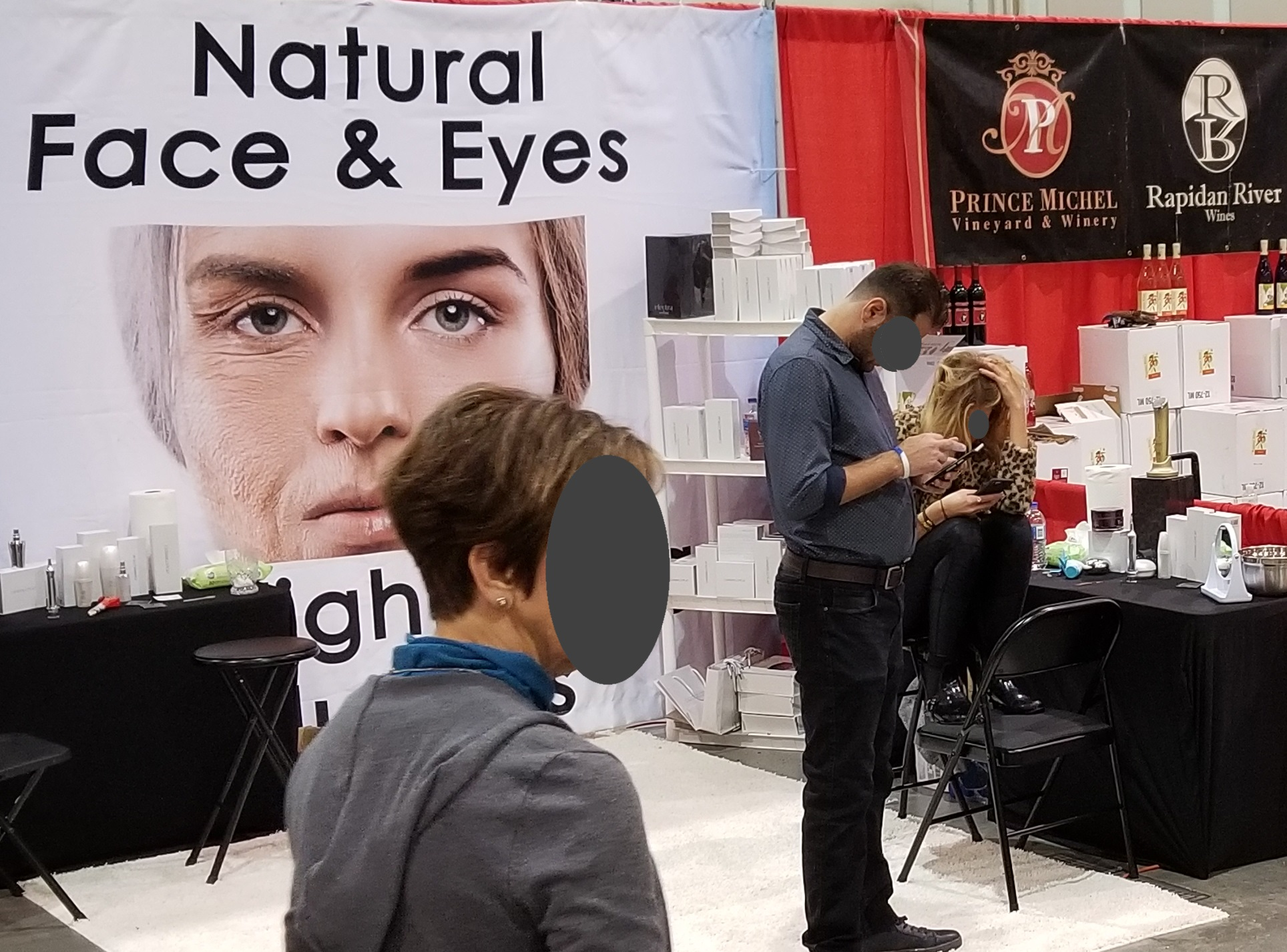Trade Show Mistakes