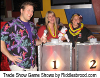 trade show game shows