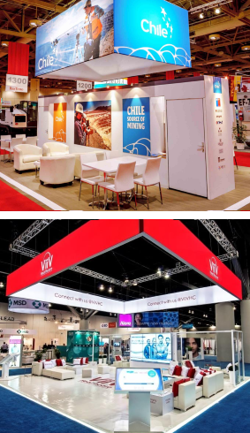 tradeshow exhibit design