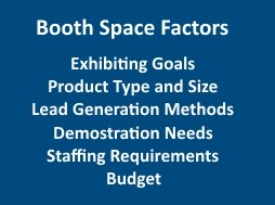 Trade Show Booth Space